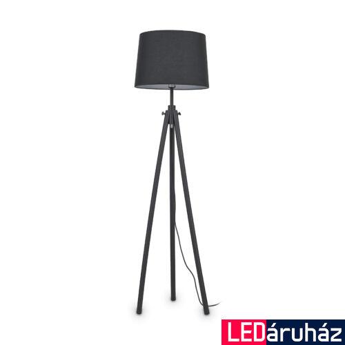 IDEAL LUX YORK állólámpa E27 foglalattal, max. 60W, 164 cm magas, fehér 121437