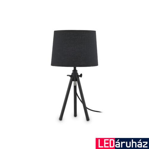 IDEAL LUX YORK asztali lámpa E27 foglalattal, max. 60W, 46 cm magas, fehér 121413
