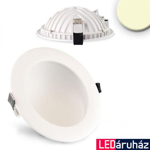 LED mélysugárzó 12W LUNA, dimmelhető, 2700K melegfehér, 662 lm (indirekt fény)