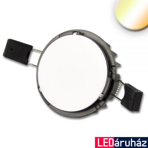 WhiteSwitch DLSystem IP44 LED mélysugárzó, változtatható színhőmérséklet (3000K/4000K), 1120 lm, 12W