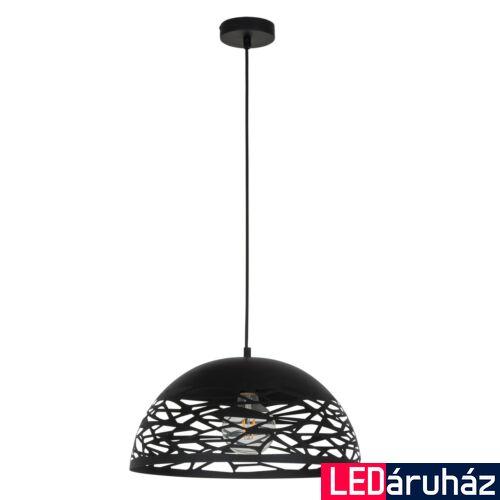 ITALUX ARMAND 1 ágú függeszték fekete, E27, IT-MDM-3025/1L BK