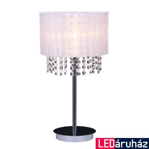 ITALUX ASTRA WH asztali lámpa króm, E14, IT-MTM1953/1 WH