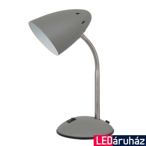 ITALUX COSMIC asztali lámpa króm, E27, IT-MT-HN2013-GR+S.NICK