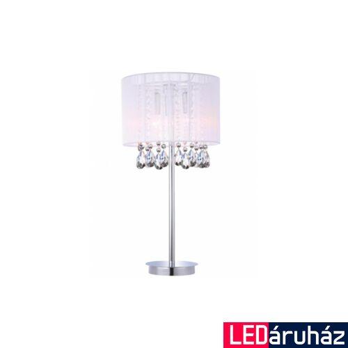 ITALUX ESSENCE asztali lámpa 3 foglalattal, króm, E14, IT-MTM9262/3P WH