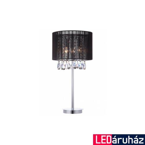 ITALUX ESSENCE asztali lámpa 3 foglalattal, króm, E14, IT-MTM9262/3P BK