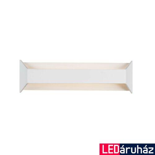 ITALUX HOLLY fali lámpa fehér, 3000K melegfehér, beépített LED, 455 lm, IT-MB13006051-12B