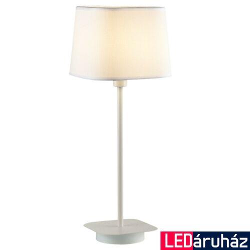 ITALUX MITO asztali lámpa fehér, E27, IT-MA04581T-001-01