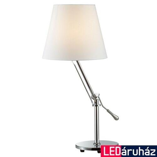 ITALUX OTELIO asztali lámpa króm, E27, IT-MA05098TA-001-03