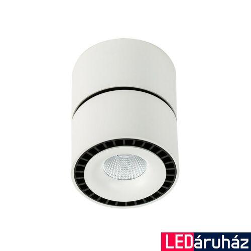 ITALUX SEVILLA ROUND CEILING 4000K mennyezeti lámpa fehér, 4000K természetes fehér, beépített LED, 2350 lm, IT-SLC7560/28W 4000K WH+BL