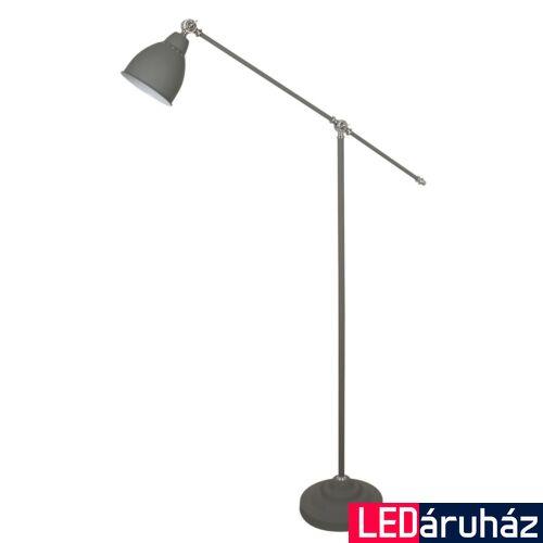 ITALUX SONNY állólámpa szürke, E27, IT-ML-HN3101-1-GR