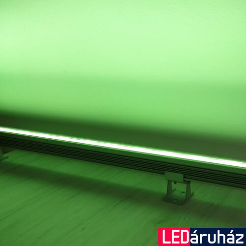 LED RGBW falmosó, 14x4 LED, 120 cm, tápegység nélkül, 65W, max 800 mA CC (Cree+Nichia)