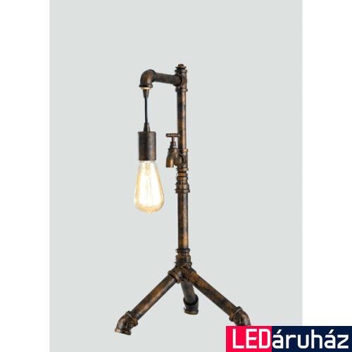 LUCE DESIGN AMARCORD asztali lámpa, barna, I-AMARCORD-L1