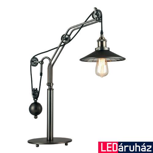 LUCE DESIGN ARKITA asztali lámpa, szürke, I-ARKITA-L
