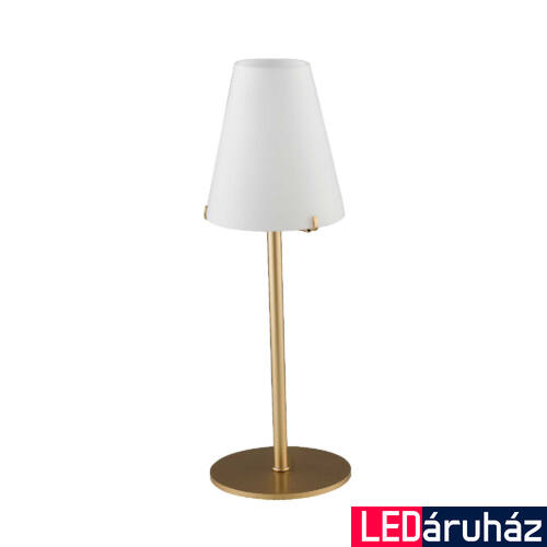 LUCE DESIGN CANTO asztali lámpa, arany, I-CANTO/L1