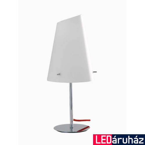 LUCE DESIGN ERMES asztali lámpa, króm, I-ERMES-L1