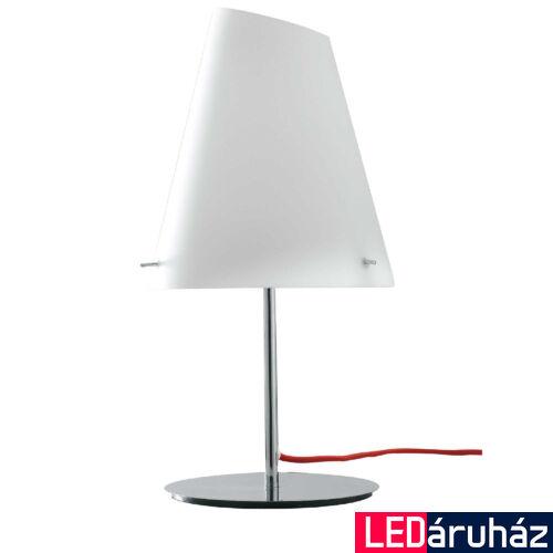 LUCE DESIGN ERMES asztali lámpa, króm, I-ERMES-LG1