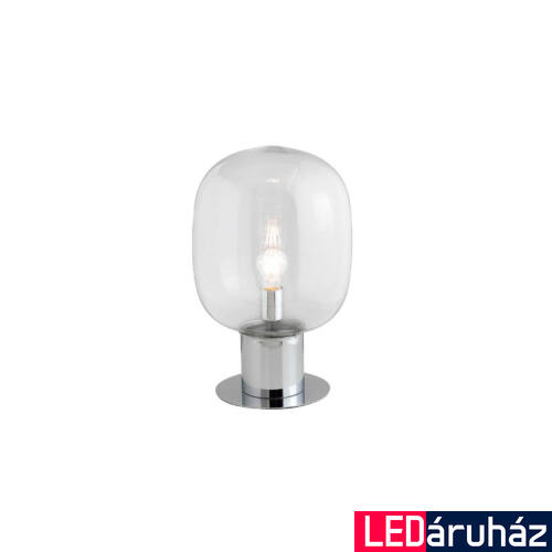 LUCE DESIGN FELLINI asztali lámpa, króm, I-FELLINI-L18