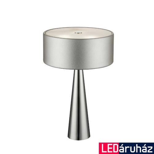 LUCE DESIGN HEMINGUAY asztali lámpa, ezüst, I-HEMINGUAY/L SIL