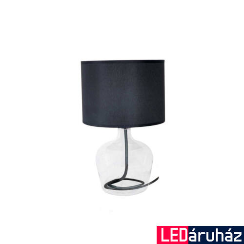 LUCE DESIGN HENDRIX asztali lámpa, fekete, I-HENDRIX-L NER
