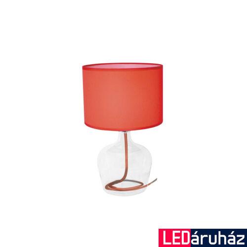 LUCE DESIGN HENDRIX asztali lámpa, piros, I-HENDRIX-L ROS