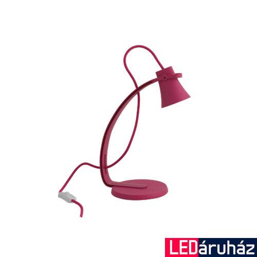 LUCE DESIGN KANT asztali lámpa, rózsaszín, 4000K természetes fehér, beépített LED, 240 lm, LEDT-KANT-ROSE