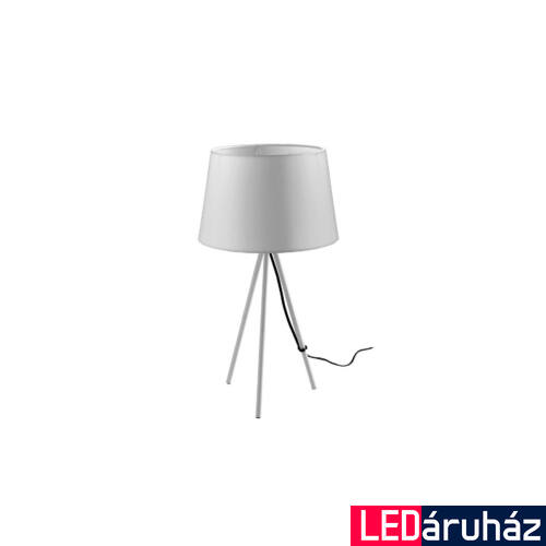 LUCE DESIGN MARILYN asztali lámpa, fehér, I-MARILYN-L BCO