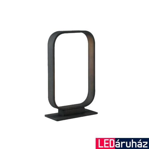 LUCE DESIGN MOKA asztali lámpa, barna, 4000K természetes fehér, beépített LED, 350 lm, LED-MOKA-L