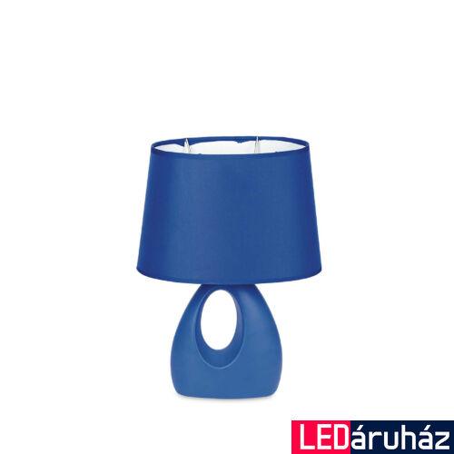 LUCE DESIGN OCCHIELLO asztali lámpa, kék, I-LPE018 BLU