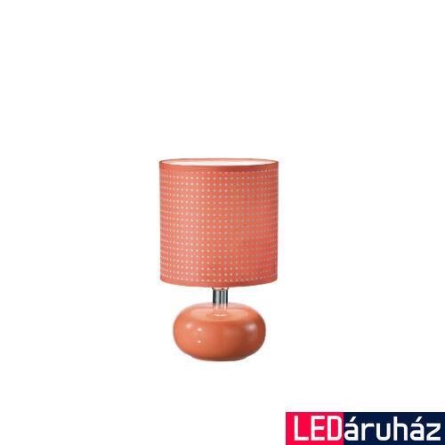 LUCE DESIGN PINKO asztali lámpa, narancs, I-PINKO/L ARA