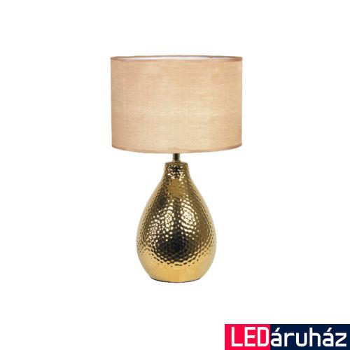 LUCE DESIGN PULSAR asztali lámpa, arany, I-PULSAR/L 51 ORO