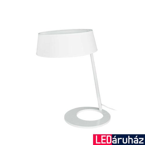 LUCE DESIGN QUEEN asztali lámpa, fehér, I-QUEEN/L BCO