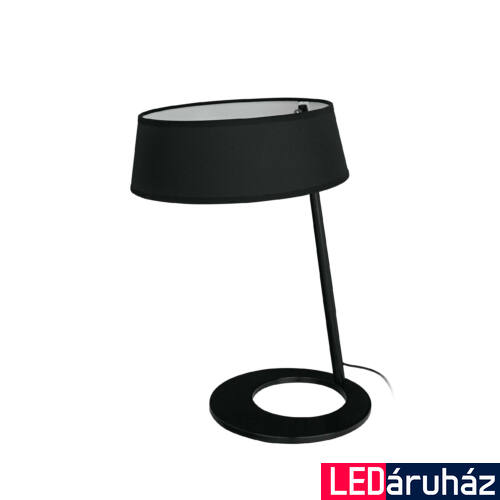 LUCE DESIGN QUEEN asztali lámpa, fekete, I-QUEEN/L NERO