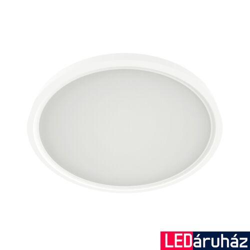EMITHOR TRIMO beépíthető lámpa fehér, 4000K természetes fehér, beépített LED, 2700 lm, 70300