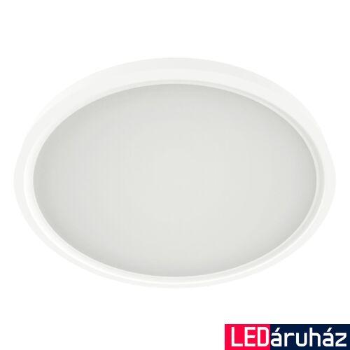 EMITHOR TRIMO beépíthető lámpa fehér, 4000K természetes fehér, beépített LED, 3600 lm, 70301