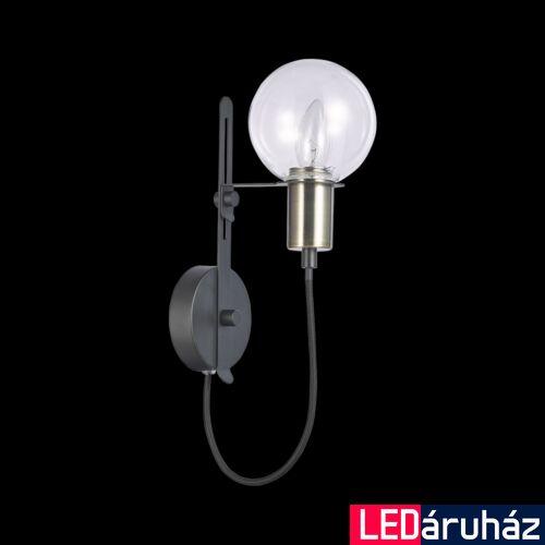 LUXERA ABRAZO fali lámpa antikolt, E14, 64403