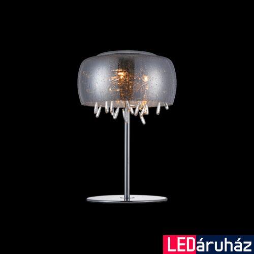 LUXERA ATMOSPHERA asztali lámpa 3 foglalattal, króm, G9, 46096
