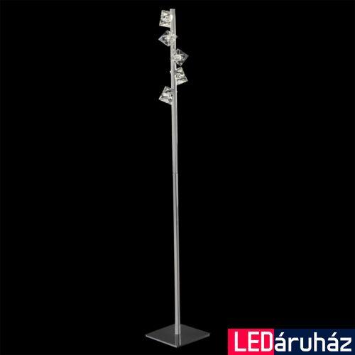LUXERA BAIKO állólámpa 5 foglalattal, króm, G9, 69021