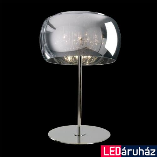 LUXERA SPHERA asztali lámpa 3 foglalattal, króm, G9, 46053