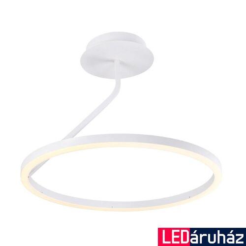 Maxlight ANGEL 1 ágú függeszték, fehér, 3000K melegfehér, beépített LED, 1870 lm, 1x36W, MAXLIGHT-P0153