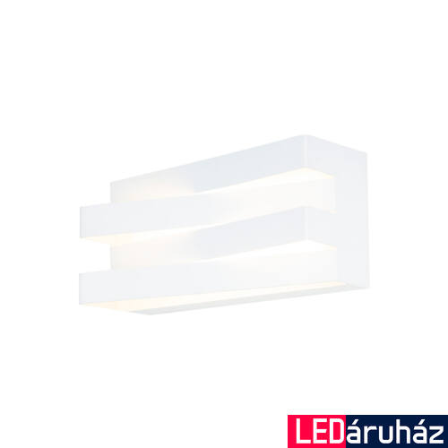Maxlight ARAXA fali lámpa, fehér, 3000K melegfehér, beépített LED, 600 lm, 24x0,5W, MAXLIGHT-W0177