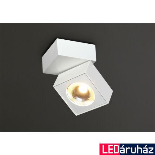 Maxlight ARTU mennyezeti lámpa, fehér, 3000K melegfehér, beépített LED, 1000 lm, 1x15,4W, MAXLIGHT-C0106