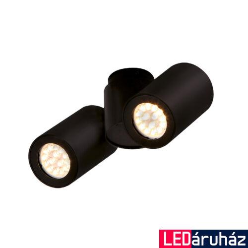 Maxlight BARRO II mennyezeti lámpa, fekete, GU10 foglalattal, 1x50W, MAXLIGHT-C0114