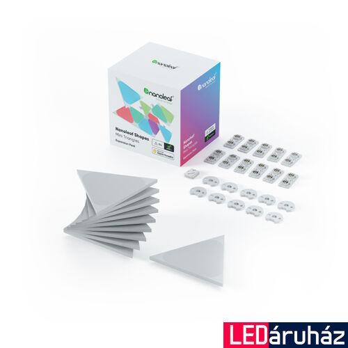 Nanoleaf Shapes Mini Triangles 10 paneles kiegészítő szett