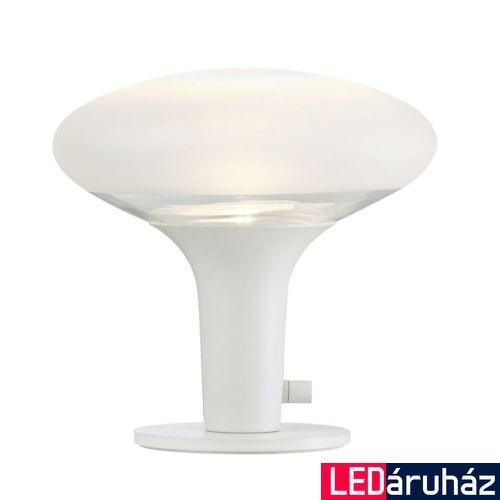 NORDLUX Dee 2.0 asztali lámpa, fehér, GU10, max 15W, 25cm átmérő, 84435001