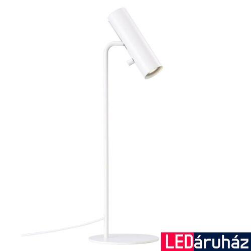 NORDLUX MIB 6 asztali lámpa, fehér, GU10, max 8W, 6cm átmérő, 71655001