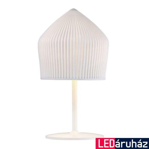 NORDLUX Reykjavik asztali lámpa, fehér, E14, max 40W, 18.8cm átmérő, 46155001