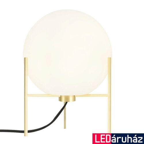 NORDLUX Alton asztali lámpa, réz, E14, max 15W, 20cm átmérő, 47645001