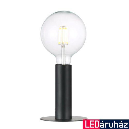 NORDLUX Dean asztali lámpa, fekete, E27, max. 60W, 46605003