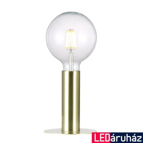 NORDLUX Dean asztali lámpa, réz, E27, max 60W, 46605025