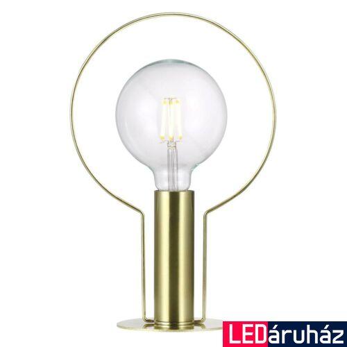 NORDLUX Dean Halo asztali lámpa, réz, E27, max 60W, 46615025